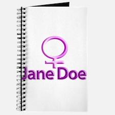 Jane Doe Journal