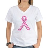 Pink ribbon Tops