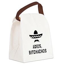 Adios Bitchachos Canvas Lunch Bag
