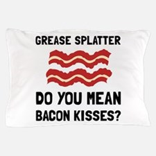 Bacon Kisses Pillow Case