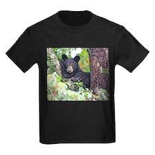 Bear Cub relaxing in Tree T-Shirt