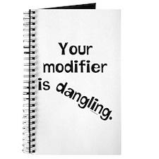 Dangling Modifier Journal