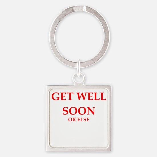 get well Keychains