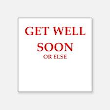 get well Sticker