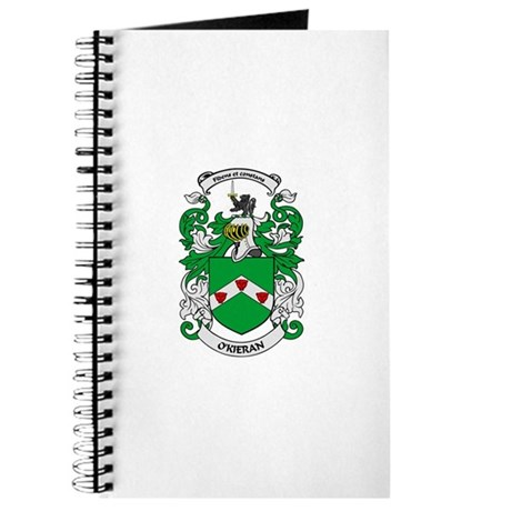 O'KIERAN Coat of Arms Journal