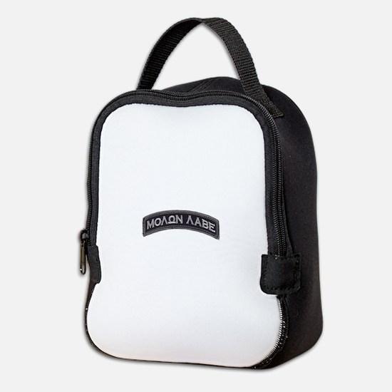 Molon Labe Neoprene Lunch Bag