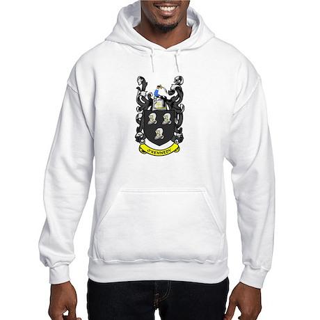 O'KENNEDY Coat of Arms Hooded Sweatshirt