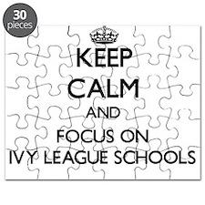 Cool Ivy league Puzzle