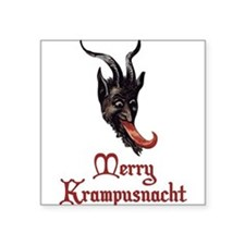 Merry Krampusnacht Sticker