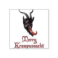 Merry Krampusnacht Sticker