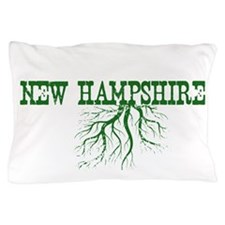 New Hampshire Roots Pillow Case