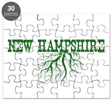 New Hampshire Roots Puzzle