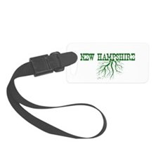 New Hampshire Roots Luggage Tag