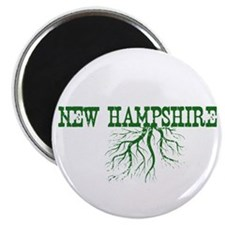 """New Hampshire Roots 2.25"""" Magnet (10 pack)"""
