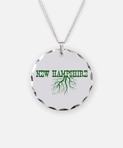 New Hampshire Roots Necklace