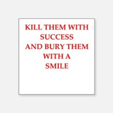 success Sticker