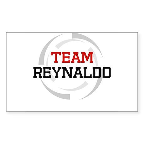 Reynaldo Rectangle Sticker