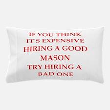 mason Pillow Case