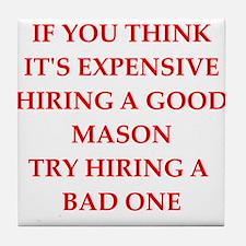 mason Tile Coaster