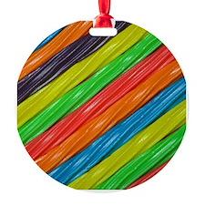 Cool Licorice Ornament