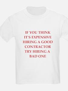 contractor T-Shirt