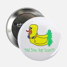 duckie luau Button