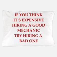 mechanic Pillow Case