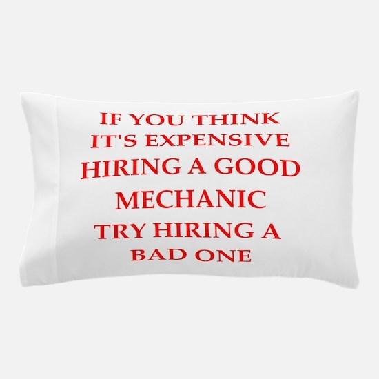 mechanic Pillow Case