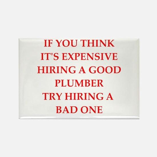 plumber Magnets