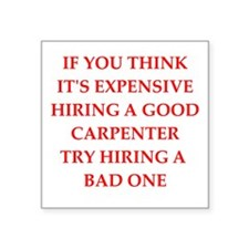 carpenter Sticker