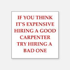 carpenter Sticker