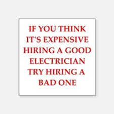 electrician Sticker