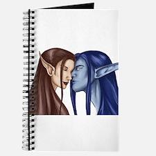 Elf Couple Journal