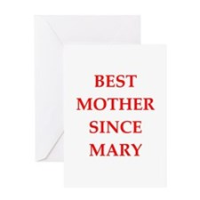 best mother Greeting Cards