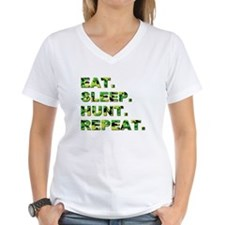 EAT. SLEEP. HUNT. REPEAT. Shirt