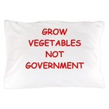 small government Pillow Case