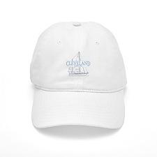 Cleveland sailing - Baseball Cap