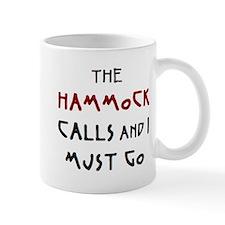 hammock calls Mug