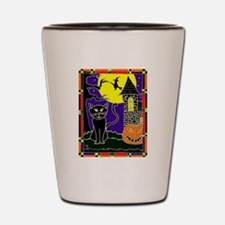 Witching Hour Shot Glass