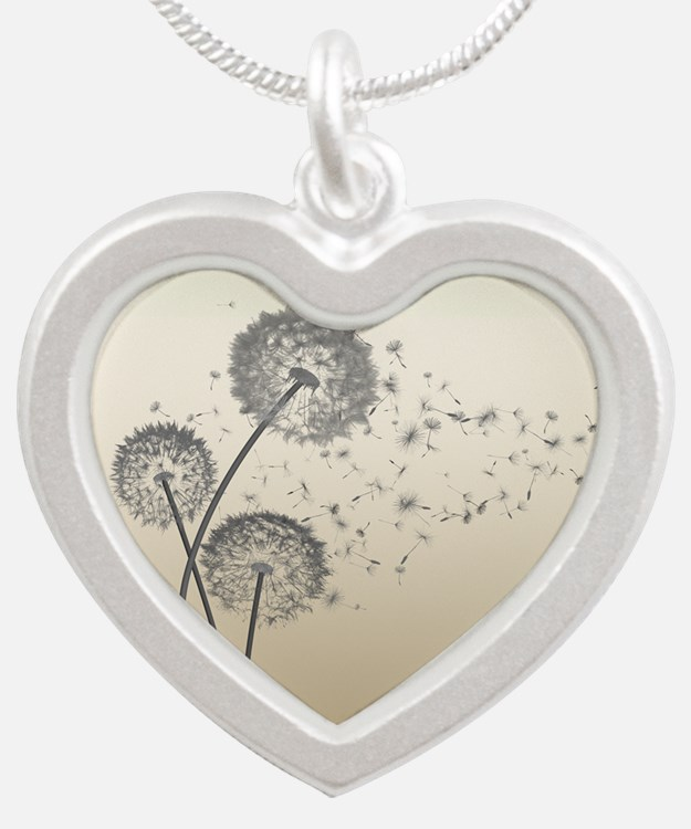 Dandelion Wishes Necklaces