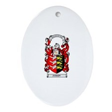 O'GRADY Coat of Arms Oval Ornament