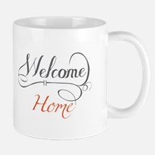 Welcome Home Mugs