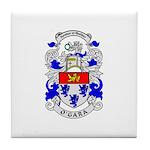 O'GARA Coat of Arms Tile Coaster