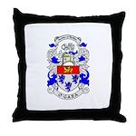 O'GARA Coat of Arms Throw Pillow