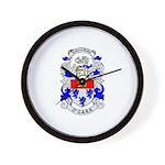 O'GARA Coat of Arms Wall Clock