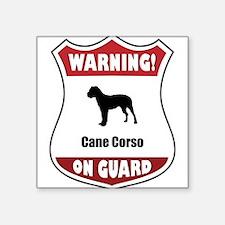 Cane Corso Sticker