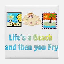Fry Tile Coaster