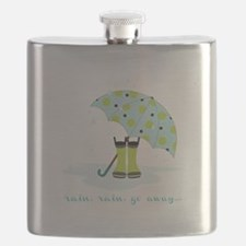 Rain Rain Go Away... Flask