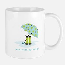 Rain Rain Go Away... Mugs