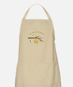 Will You Be My Honey? Apron